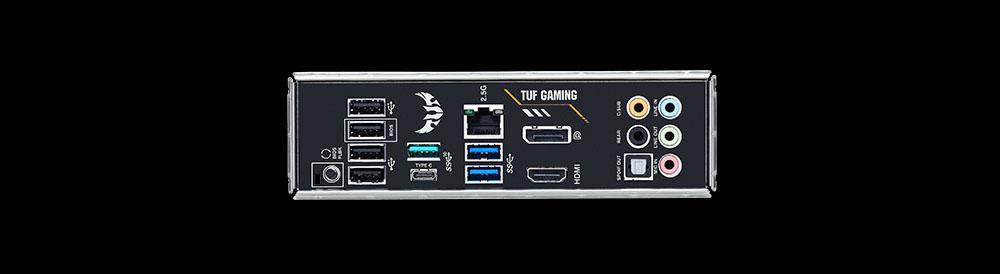 TUF GAMING B550-PRO